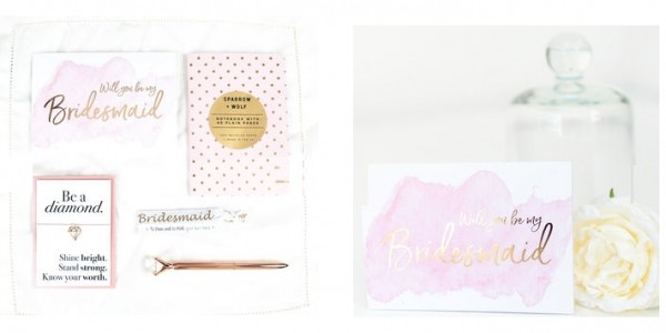 Will You Be My Bridesmaid Gift Set £14.99 Delivered @ Not On The High Street