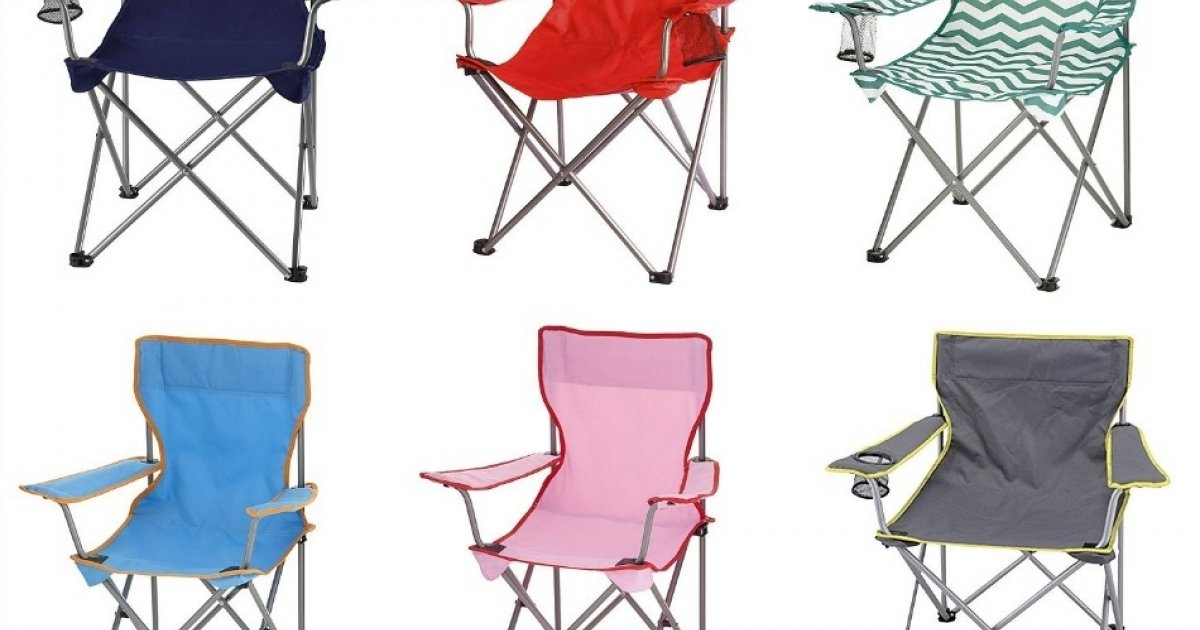 Folding Camping Chairs 2 For 163 10 Tesco Direct