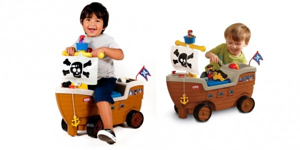Little Tikes Play 'n Scoot Pirate Ship £28 Delivered (With Code) @ Debenhams