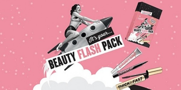 FREE Beauty Flash Pack When You Spend £14 on Soap & Glory Make-Up @ Boots