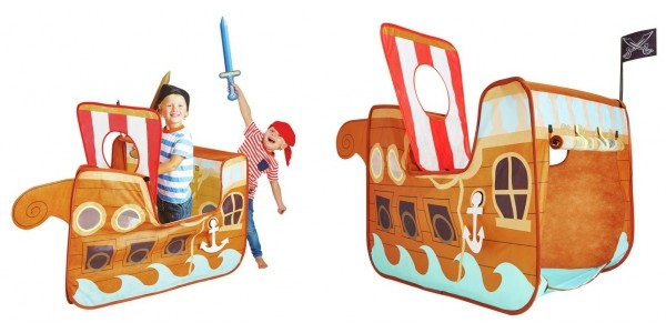 NEW Chad Valley Pirate Ship Pop Up Play Tent £19.99 @ Argos