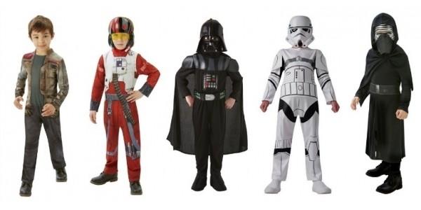 Star Wars Fancy Dress Costumes From £5.10 @ Argos