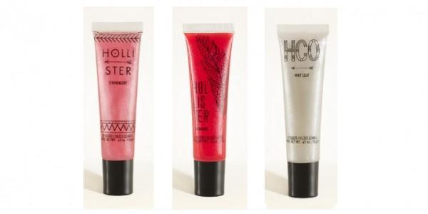Hollister Graphic Shine Lip Gloss £1 Delivered @ Hollister