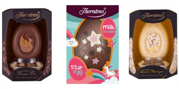 Up To 60% Off Easter Egg Sale Plus Extra 21% Off (With Code) @ Thorntons