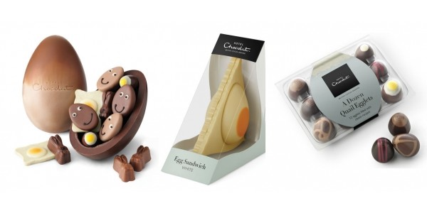 50% Off Sale Now On @ Hotel Chocolat