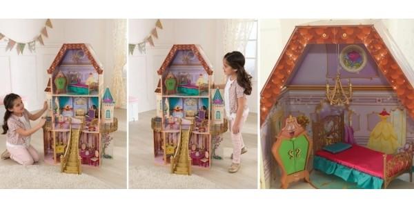 £30 Off KidKraft Disney Princess Belle Dollhouse @ Very