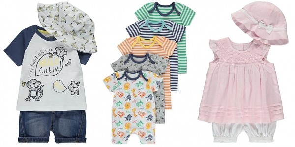 Spend £30 Save 20% On Baby Clothing @ Asda George Online