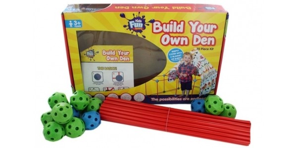 Build Your Own Den Kit £10 @ The Works