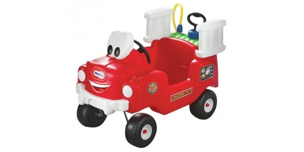 Little Tikes Red Spray & Rescue Fire Truck £43.40 With Free Delivery @ Debenhams