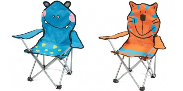 2 For £15 Kid's Fold Up Animal Chair (was £28) @ Millets