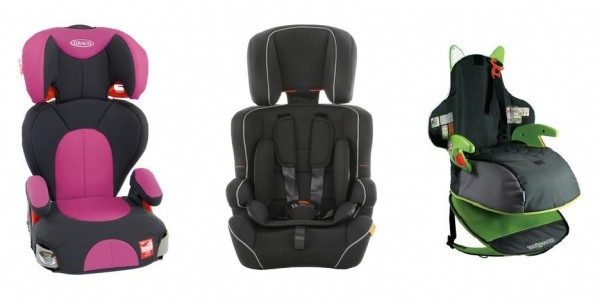 20% Off Car Seats (With Code) @ Halfords
