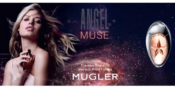 FREE Mugler Angel Muse Perfume Sample