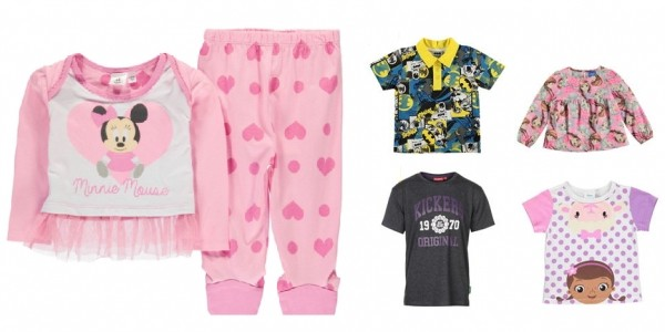 Up To 90% Off Selected Clothing (Prices From £1) @ Sports Direct