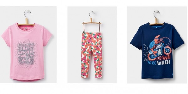 3 For 2 On Little Joules Must Haves @ Joules