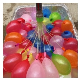 Self Tying Fast Filling Water Balloons 99p