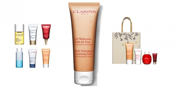 10% Off, SIX Free Samples With ALL Orders & FREE Delivery @ Clarins