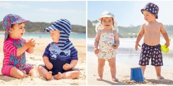 15% Off Baby & Kids Swimwear Plus Free Delivery @ JoJo Maman Bebe