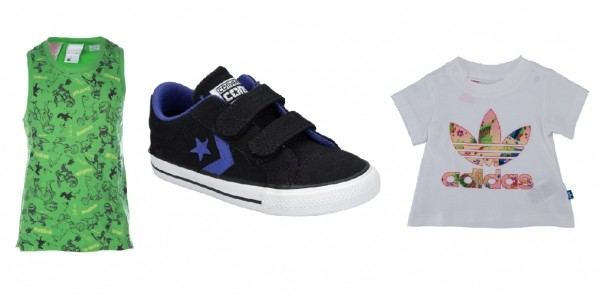 Children's Clothing From £2.99 Delivered (With Code) @ Get The Label