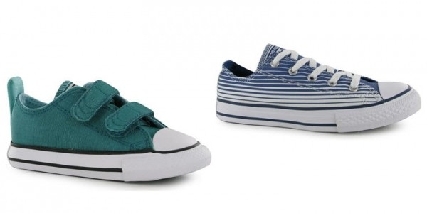 Children's Converse From £8 @ USC
