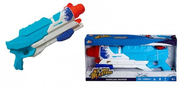 Storm Blasters Hurricane Warrior Water Blaster £10 (was £20) @ The Entertainer