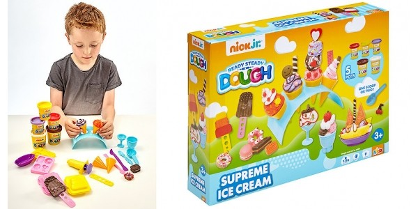 Nick Jr. Ready Steady Dough Supreme Ice Cream Set £7 (was £14) @ The Entertainer