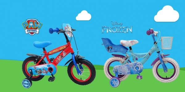 20% Off All Kids Bikes @ Smyths Toys