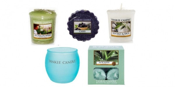 Yankee Candle Items 95p (With Code) @ Poundshop