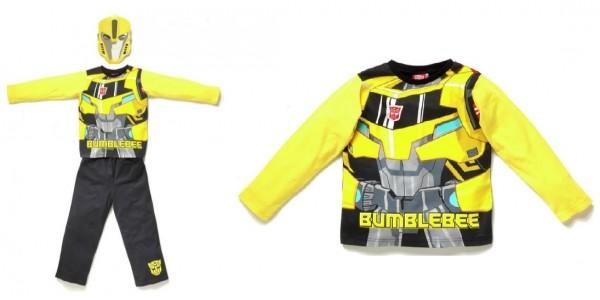 Transformers Boys' Single Pyjamas £4.99 @ Argos