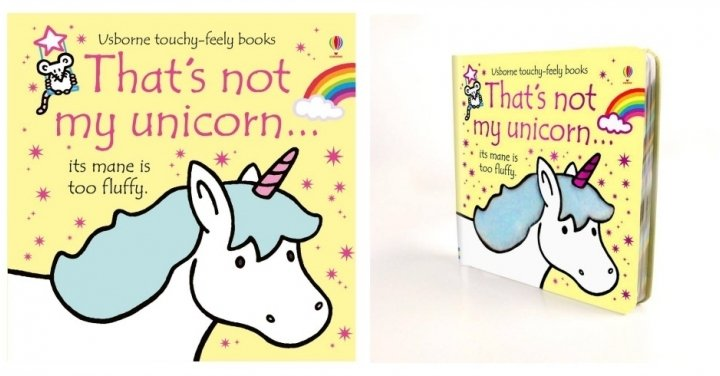 'That's Not My Unicorn..' Book: Available To Pre-Order Now