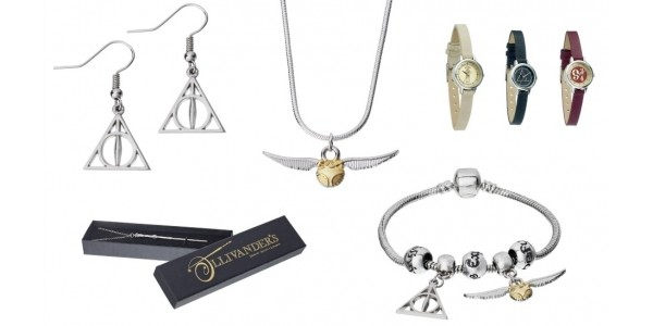 New Harry Potter Jewellery Range @ Argos