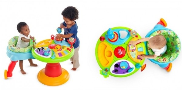 Bright Starts 3-in-1 Around We Go Activity Centre £49.99 With Free Delivery @ Smyths Toys