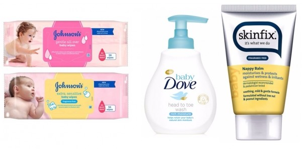 FREE Nappy Cream (Worth £5.24) When You Buy Selected Baby Items - Min Spend 85p @ Boots.com