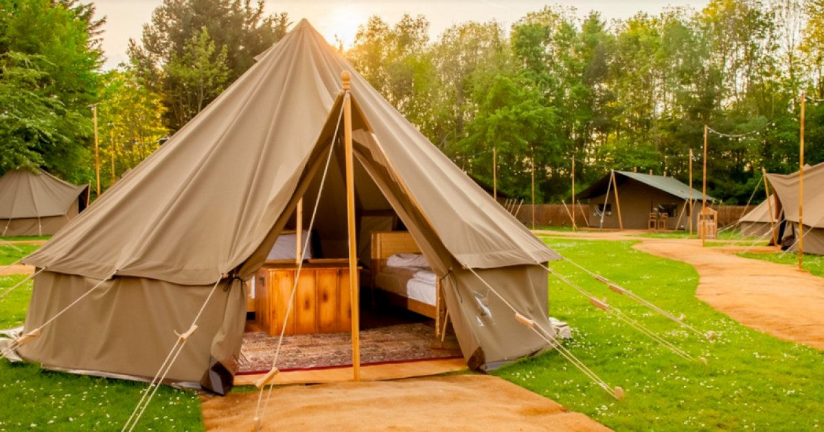 Glamping Flash Sale Prices From 163 149 Per Family