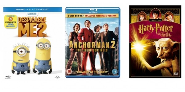 Any 10 DVDs (From Selection) For £10 @ 365 Games