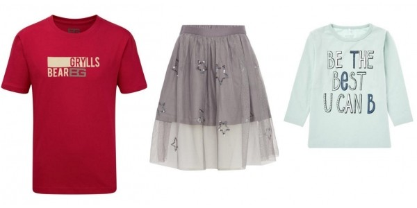 Children's Clothing Clearance: Prices From £2 @ House Of Fraser