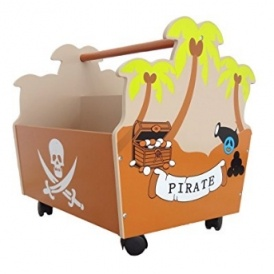 Kids' Pirate Wooden Furniture From £2.99
