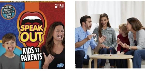 Speak Out Kids Vs Parents Game £15.99 @ Argos
