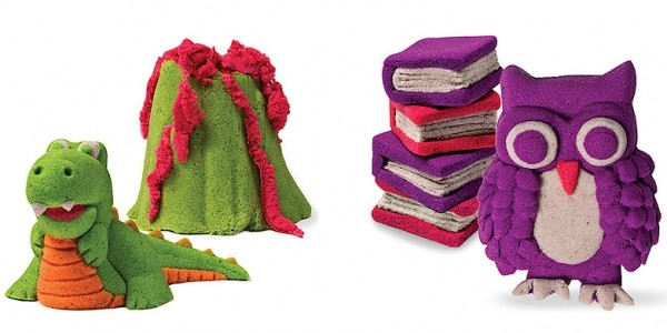 Creatology Kinetic Sand Build Packs £3.25 (was £13) @ The Entertainer