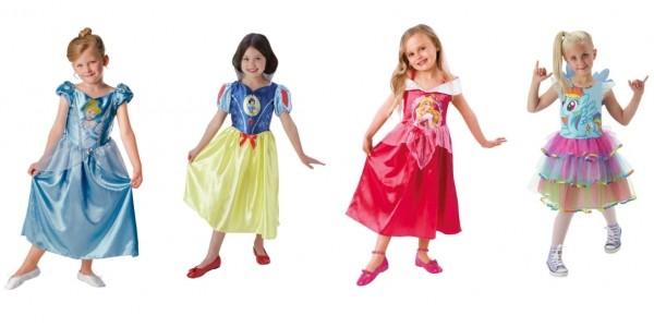 Disney Princess Dresses From £4.49 @ Argos