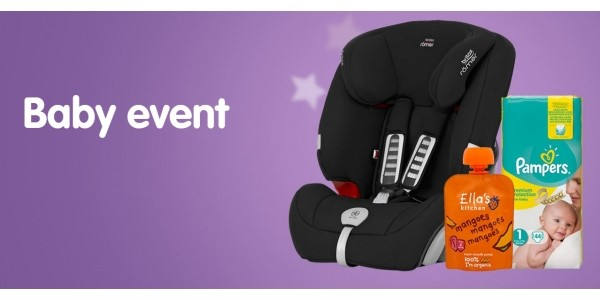 Boots Baby Event Now On