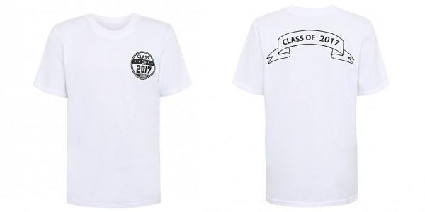 School Leavers T-Shirt £2 @ Asda George