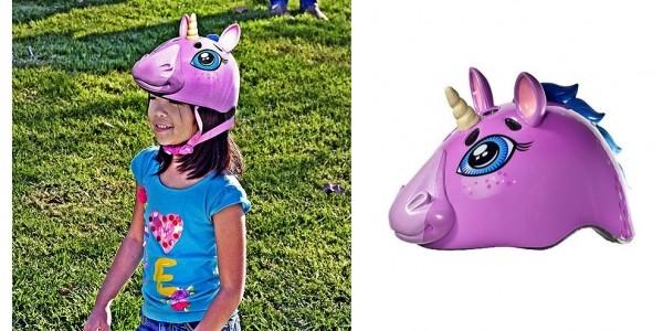 Raskullz Unicorn Safety Helmet £13.99 Delivered @ Tesco Direct