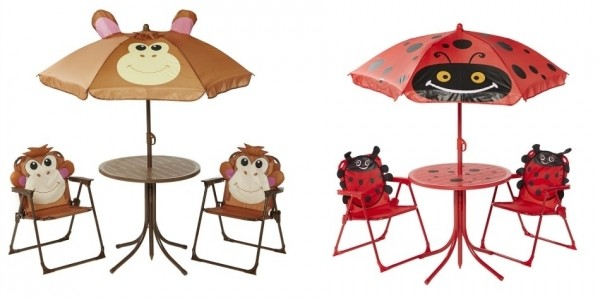 Ladybird / Monkey Patio Furniture Set £19.99 @ Studio