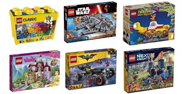 20% Off ALL Lego @ Tesco Direct