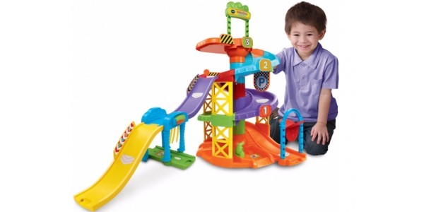 VTech Toot Toot Drivers Parking Tower £24.47 (was £34.97) @ Asda George