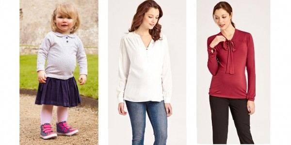 Big Savings On Baby, Children's & Maternity Clothes: Prices From £2 Delivered @ Jojo Maman Bebe