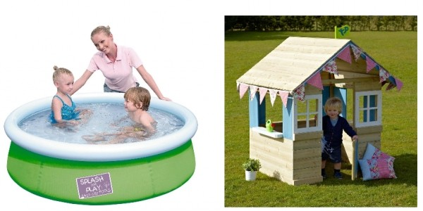 Up To 1/3 Off Selected Outdoor Toys @ Very