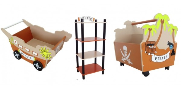 Bebe Style Pirate Children's Furniture From £9.49 Delivered @ Argos
