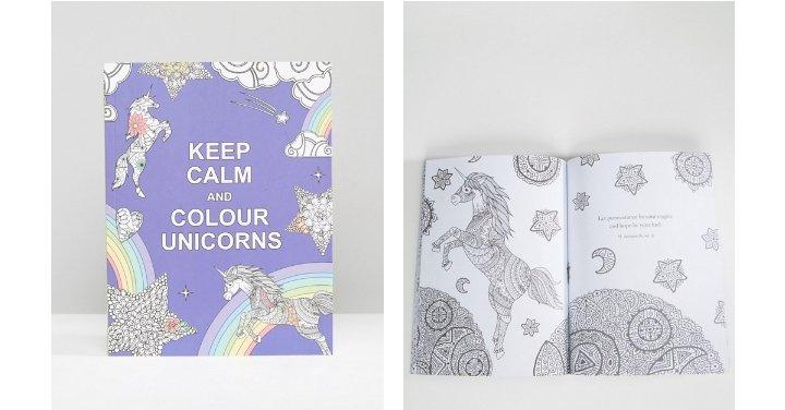 Keep Calm And Colour Unicorns Book 163 3 99 Amazon