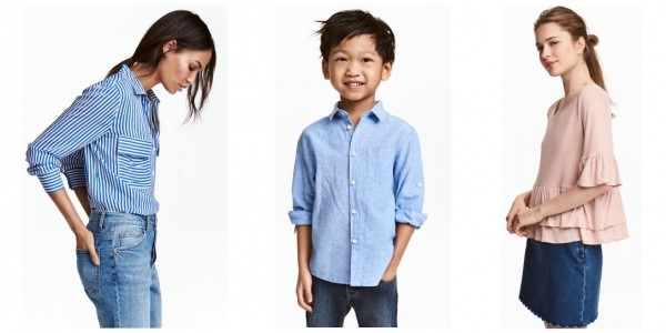 Spring Essentials - Up To 50% Off Selected Lines @ H&M